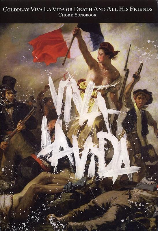 Viva La Vida Chord Songbooksongbook